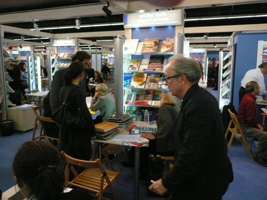 P1020431 reduit Foire de Francfort 2008 |  Frankfurt Book Fair 2008 | Франкфуртская книжная ярмарка 2008