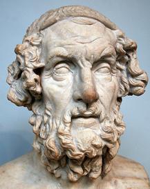 Homer British Museum Homer, biographie immanente | Homer. The immanent biography | Гомер, имманентная биография