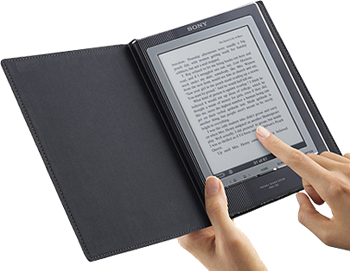 sony ebook 1 acheter le livre électronique | purchase e book | купить электронную книгу