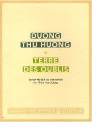 Duon Thu Huong Terres des oublis (Sabine Wespieser)