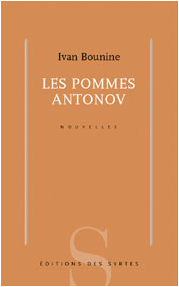 Les Pommes Antonov Les Pommes Antonov (Éditions des Syrtes)